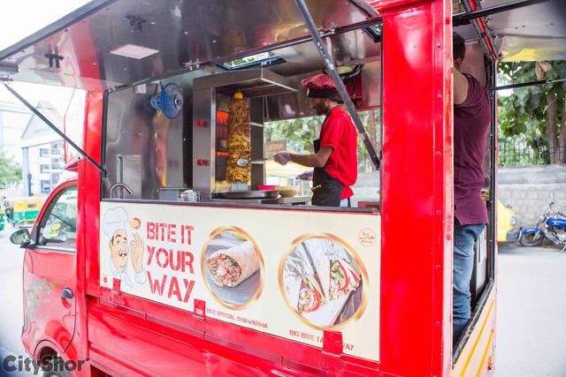 Big Juicy Food Truck Mumbai