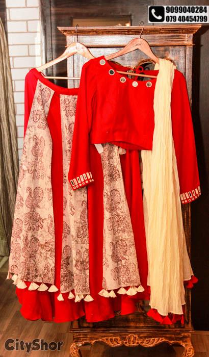 Exclusive Navratri Designer Wear by SANS