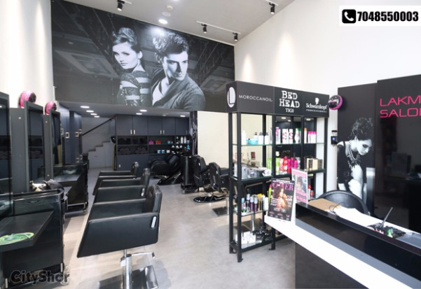 30% Discount on All Services at LAKME SALON