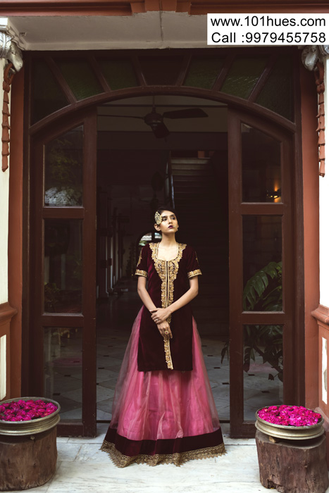 Rent lovely Indian Ethnic wear with 101 HUES