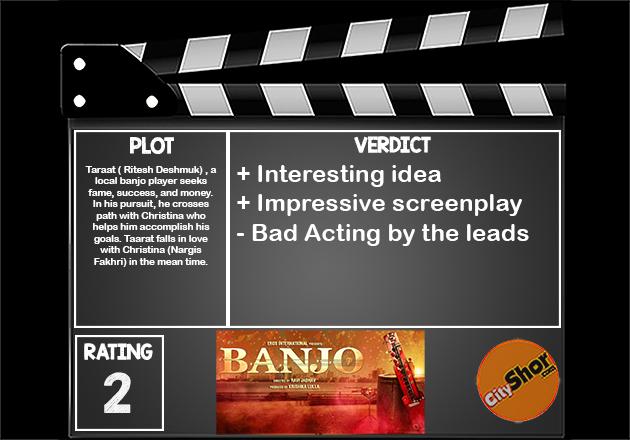 Movie Review - Banjo