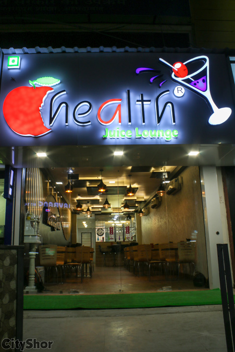 300 Juices under 1 Roof, at HEALTH JUICE LOUNGE