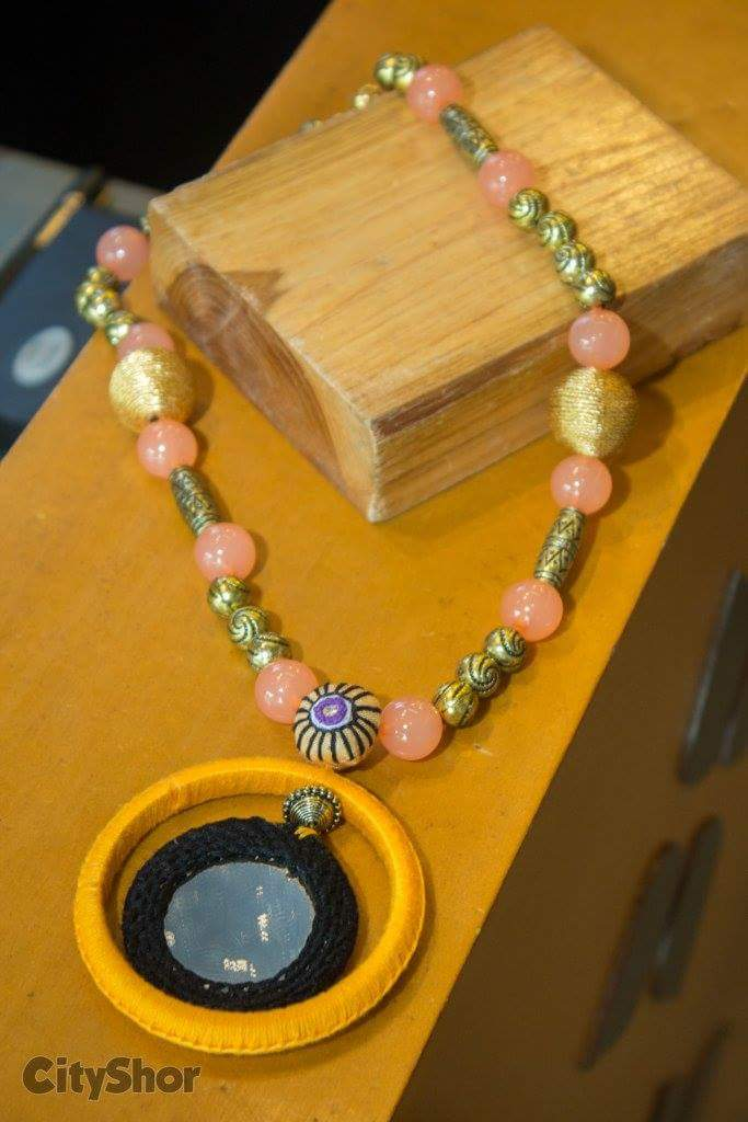 CRAFT HUES AND ETA JEWELS put on show at ANAY GALLERY!