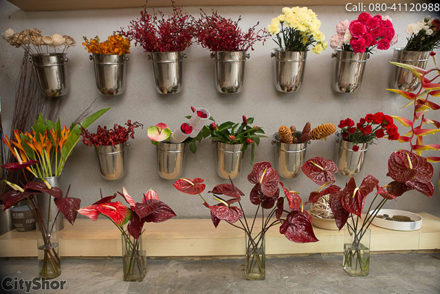 To reinvent & host, decorate with MEGHAA FLOWERBOX