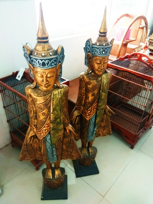 Gorgeous Artifacts from Bali & Vietnam to Buy for your Abode