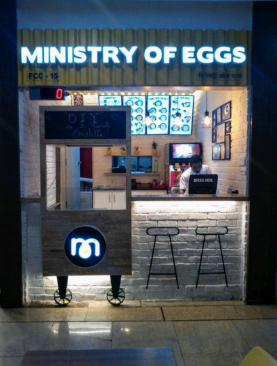 This New Ghatkopar Eatery is Every Eggetarian's Paradise!