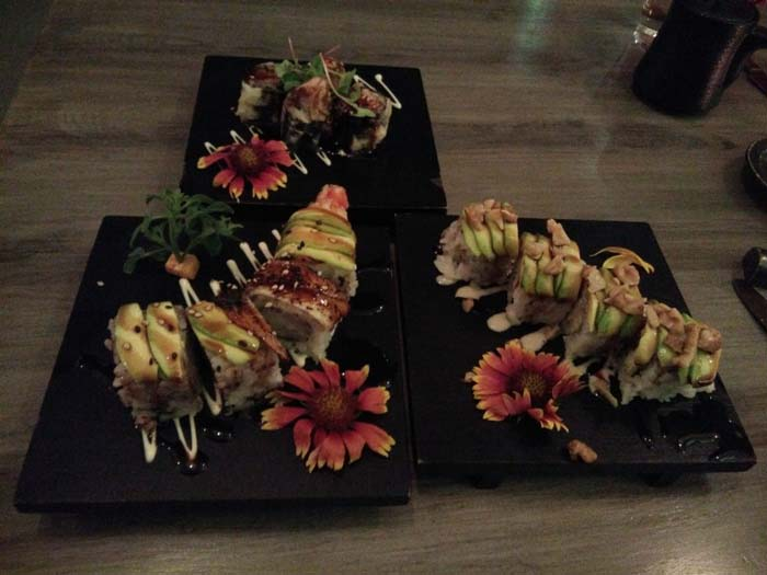 Savour Authentic Japanese Food at Nagai in Gurgaon!