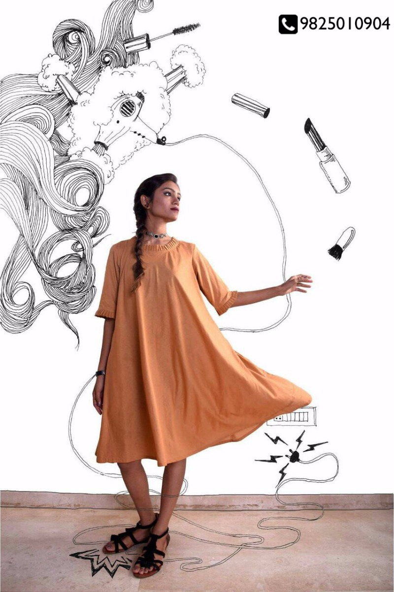 Cherish Pure Elegance with Outfits from Akshhar at Margarita