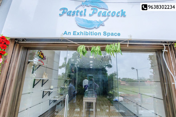Premium Space for Your Brand. Only Rs.2500 @Pastel Peacock!