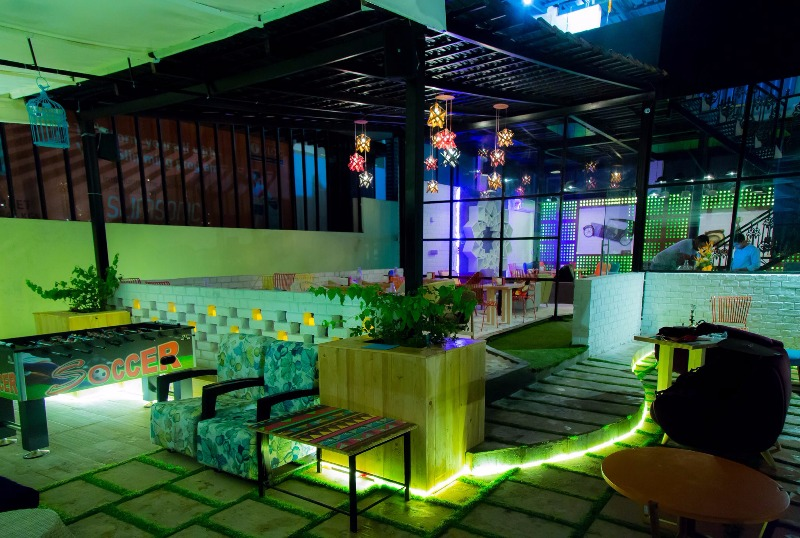 Soak Goa-like Vibes at this Hookah Lounge in HSR