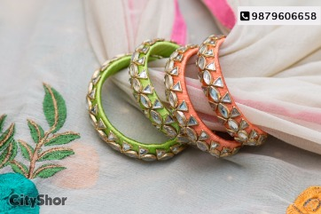 Finesse of Pristine Bangles by Blingles awaits you @Ivy Aura