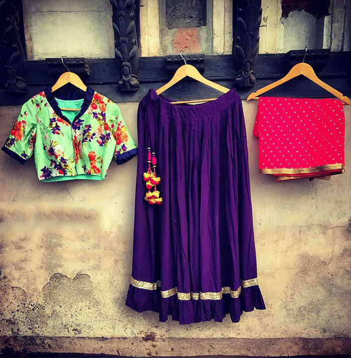 Last Chance for the Last Minute Navratri Shopping @ Anay's!