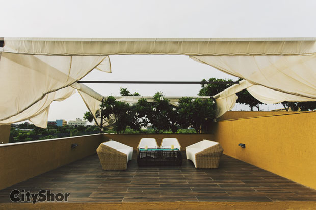 Weekend Sorted-A Gorgeous Rooftop & Poolside Eatery Is Here!