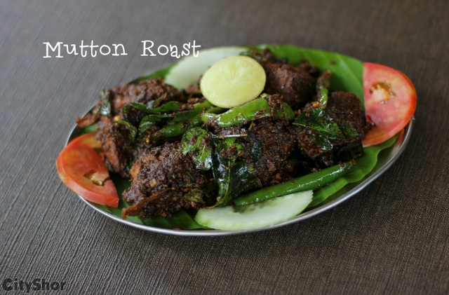 Fish Fry to Mutton Roast; VANDANA serves it all!