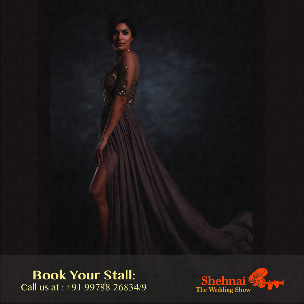 Book your stall at this grand Wedding fashion fanfare!