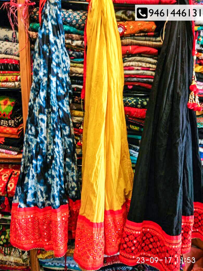 Prodigal Navratri Collection by Saree Sansar @ Anay Gallery