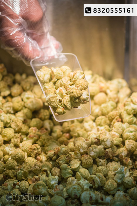 Try one. Try two! Or Try them all at Planet Popcorn!