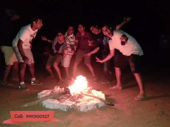 Go Camping & Enjoy Live Musical Night under the Stars @MHC