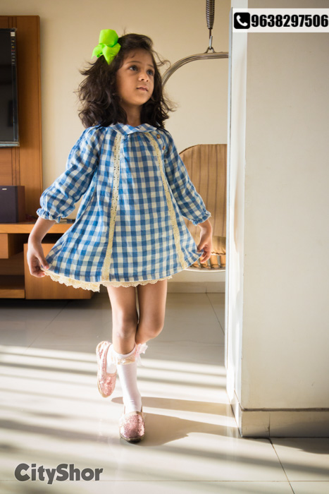 Let Onlookers be in Awe, while your Kids strut their Clothes