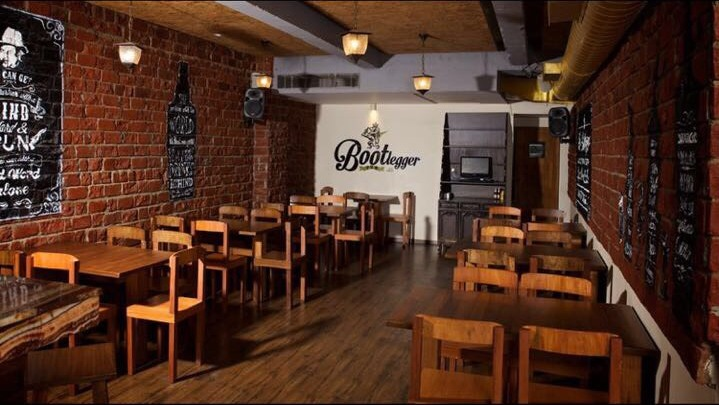Celebrate BOOTLEGGER's 4th Anniversary with a MRP Menu