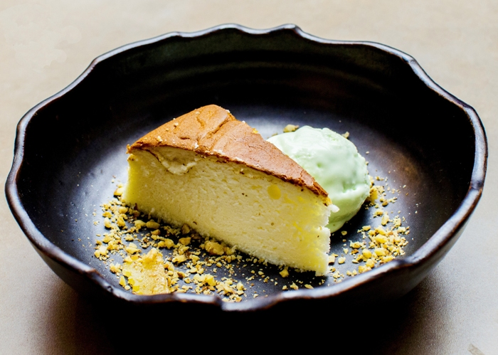 Relish the Best Japanese Cheesecake at this New Eatery!