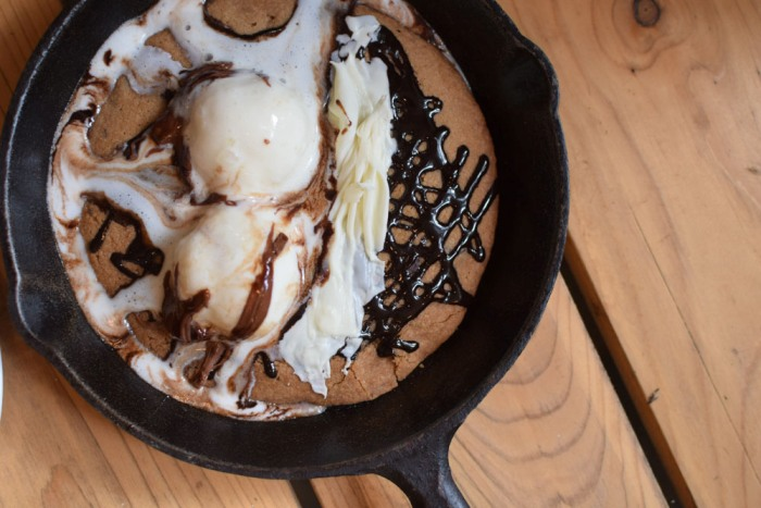 Devour CreamLoaded Skillet Cookie at this Newest SoBo Eatery