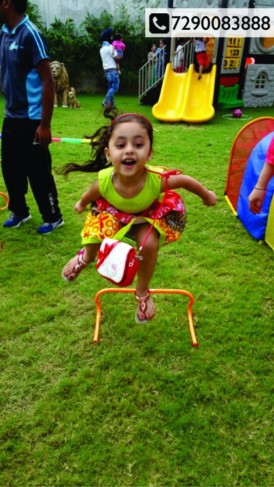 Physical fitness, Right Habits & Positive behaviour for Kids