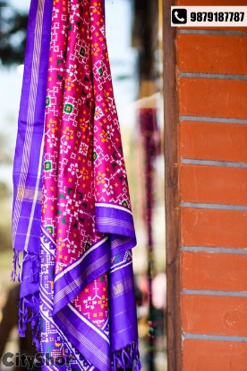 Rediscover your Affection for the Ethnic Patolas of Patan!