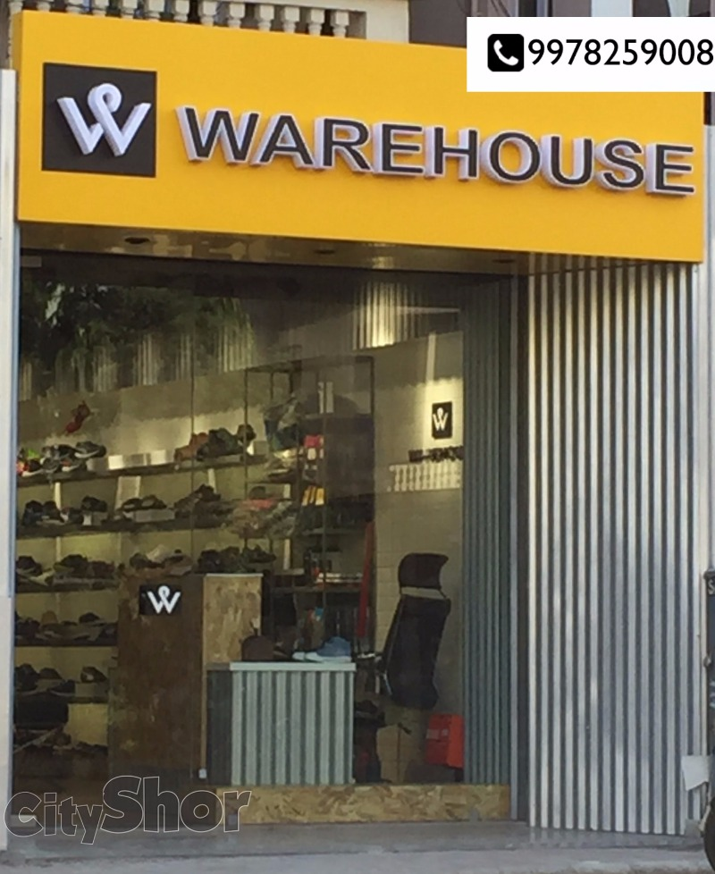 Get that Elusive Perfect Pair Footwear at The Warehouse