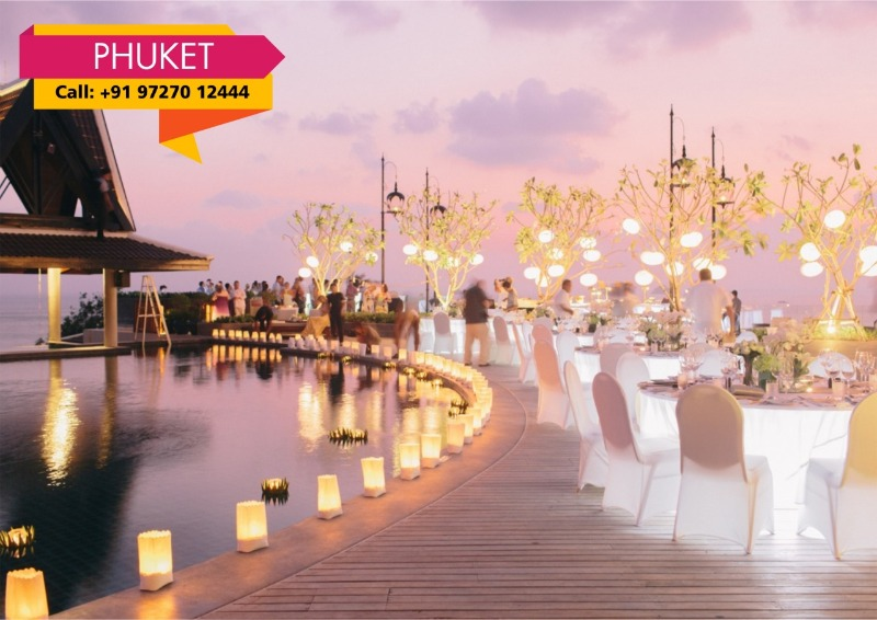 Planning for a Destination wedding? Call the Golden Pebbles!