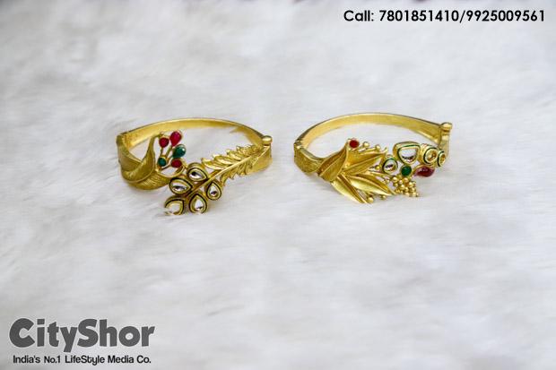 Best of Navratri Fashion Accessories at Mahesh Jewellers!