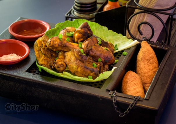 ENJOY FROM A SPREAD OF UNIQUE JAMAICAN DISHES AND DRINKS!