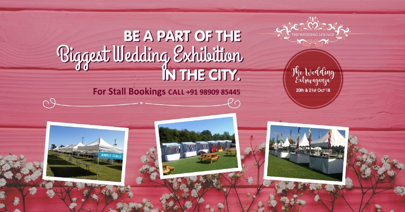 ALL WEDDING BUSINESS FOR YOU? JUST ONE GREAT EXHIBITION!