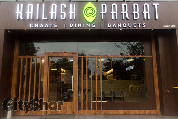 Delightful dining experience at the Iconic Kailash Parbat
