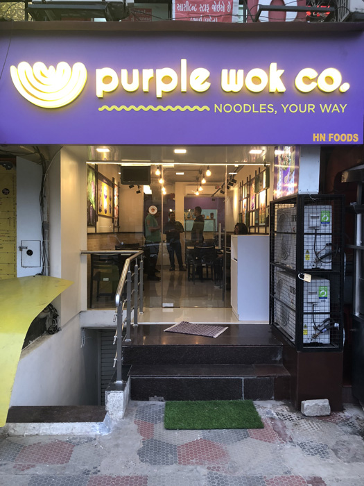 6+ dishes to try at Purple Wok Co!