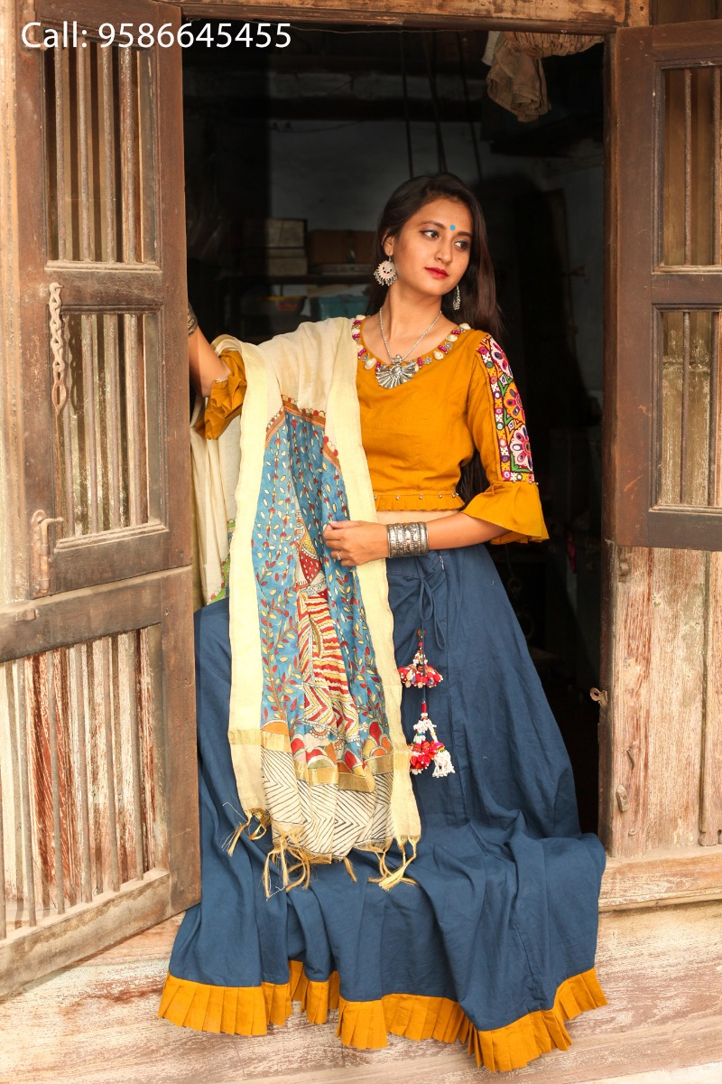 Exclusive Navratri Collection for whole family @ Craftroots