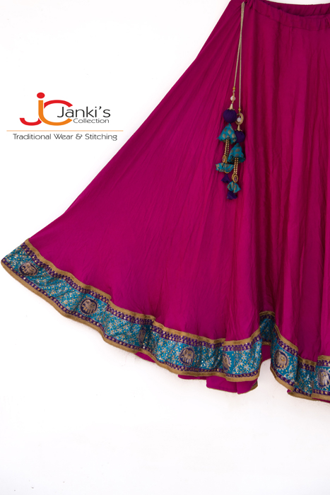 One day exhibition of Chaniya choli & more by Janki's