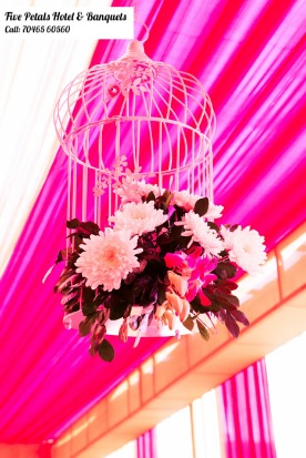 Best place to Host your Event   Five Petals Banquet
