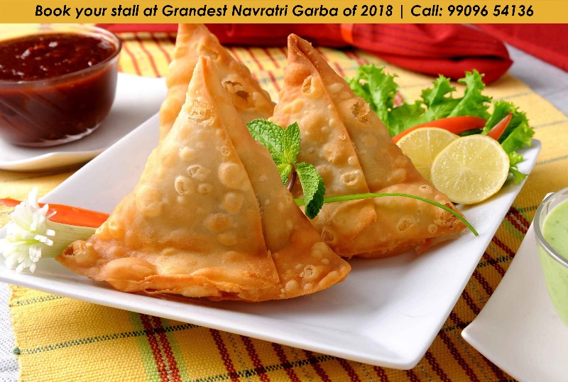 Book Food Stalls @ 1st Heritage Garba by Prokreation Events!