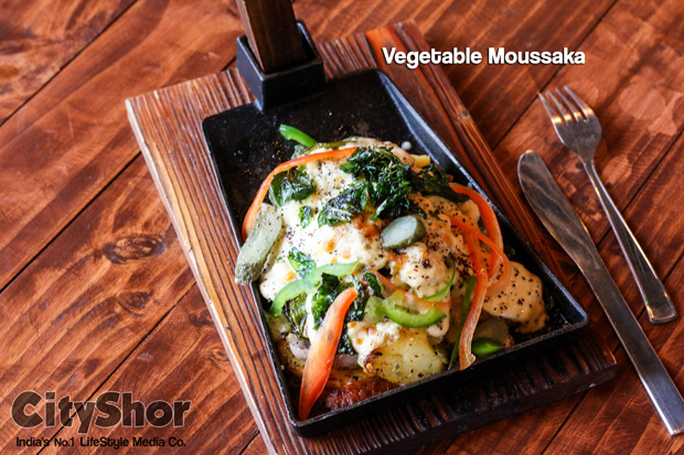 Experience world-cuisines at the Cafe Bonito