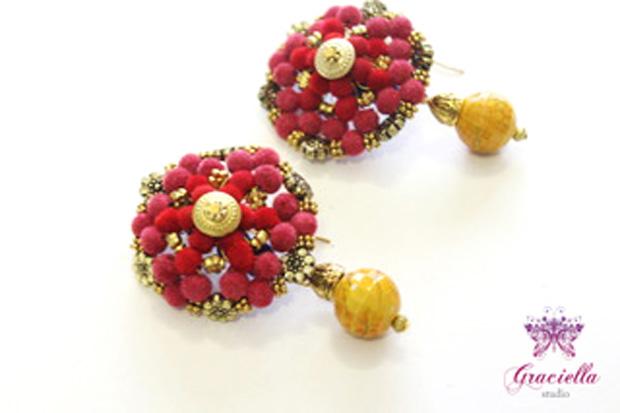 Preview of Navratri - Festive Jewelry by Graciella CircleHub