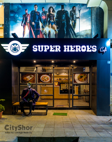PLACE TO CELEBRATE YOUR SUPERHERO FANDOM!