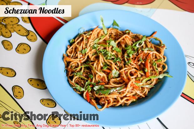 Embark on the most adventurous food roller-coaster @Dhadoom