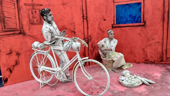 This 3D Art Installation Is The Most Beautiful Thing