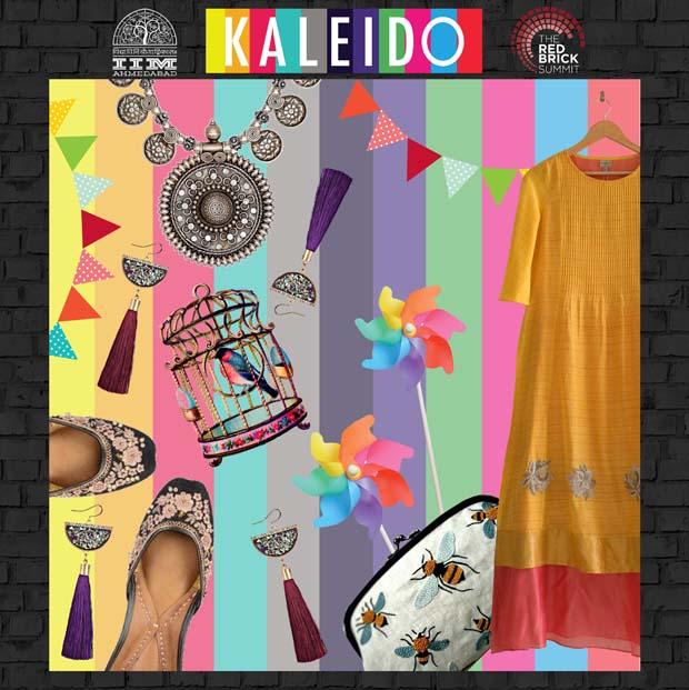 Kaleido-The Curated Pop-Up Flea in IIMA Starts Tomorrow