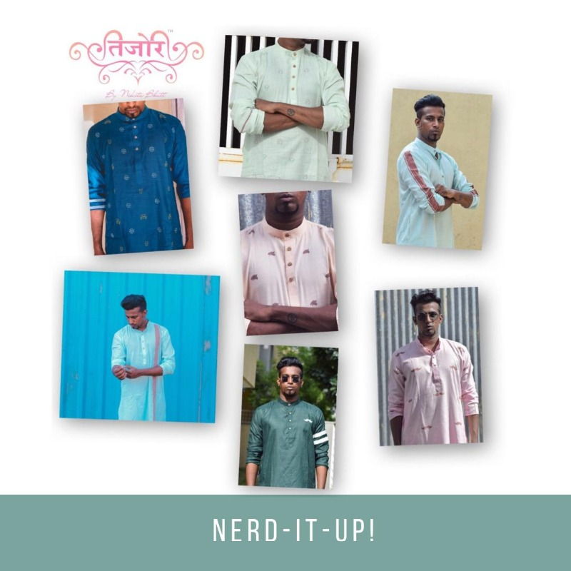 Find The Trendiest Navratri Collection By Tijoree & Creyons