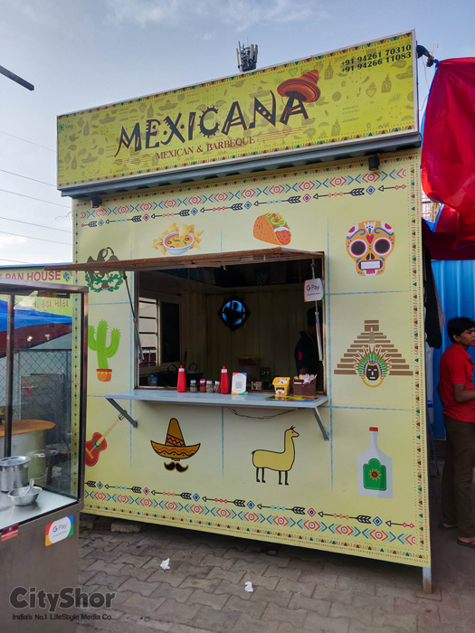Rice bowls now as Street food | new launch - Mexicana