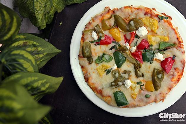 Hefty Burgers / Home-Made Pizza?We chose both @Where Else!