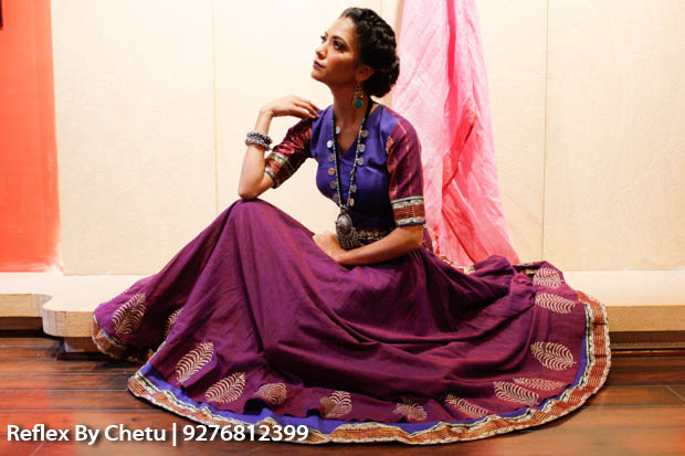 Encounter the most exclusive Navratri Collection at Reflex