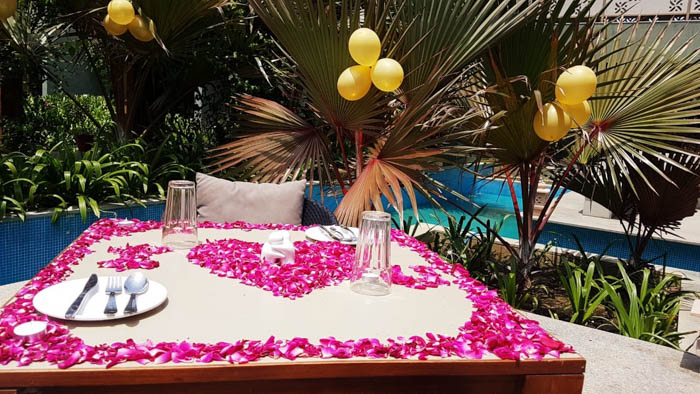 Private Outdoor venue for celebrations - Serenity Proximus